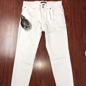 NWT white Calvin Klein jeans